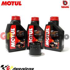 TAGLIANDO OLIO + FILTRO MOTUL 7100 10W50 BIMOTA 600 YB9 SR 1995