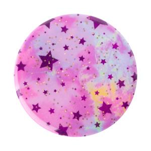 POPSOCKET POPSOCKETS -Glitter Starry Dreams Lavender - ORIGINAL PREMIUM POPGRIP