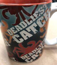 Printed Ceramic Coffee Tea Cup 11oz mug Dutch Harbor Alaska Deadliest Catch