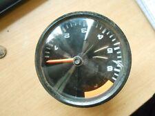 PORSCHE 924 COUPE 1981 2.0 ENGINE REV COUNTER CLOCK GAUGE 230/99/10
