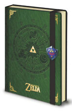 ZELDA NOTEBOOK FANTASY ACTION VIDEO GAME GAMER CONTROLLER SCHOOL SUPPLY DRAWING