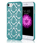 NEW Vintage Damask Hard Back Phone Case Cover for Samsung Galaxy S6 S7 Edge