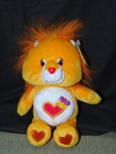 Care bear Cousins Collectors edition Brave Heart Lion 8 inch Nwt