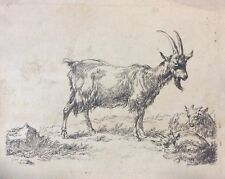 Chèvres Nicolaes Berchem 1620-1683 Amand Durand vers 1875 Chèvre