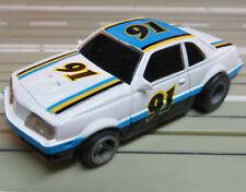 para H0 coche slot racing Maqueta de tren NASCAR von LIFE LIKE CON LUZ DIURNA