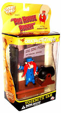 Looney Tunes YOSEMITE SAM Figure DC Direct Golden Collection MISB Bugs Daffy See