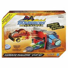 Hasbro Beywarriors Beyraiderz Overdrive Challenge Stunt Set Powered by BEYBLADE