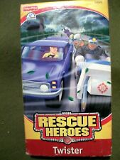 Fisher Price Rescue Heroes Twister (Vhs)