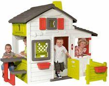 Smoby Friends House Spielhaus 217x171x172 cm Kinder Garten Haus ab 3 Jahren