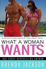 What A Woman Wants: By Brenda Jackson