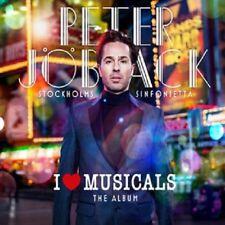 "Peter Jöbeck - ""I love musicals"" - 2013 - CD Album"