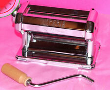 IMPERIA Homemade PASTA ROLLER Vintage Italy Torino SP150 Tipo Lusso MAKER Clay