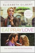 Eat, Pray, Love,Elizabeth Gilbert- 9781408809365