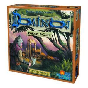 Dominion - Erweiterung Set Dark Ages DEUTSCH Kult Spiel NEU Rio Grande Games