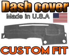fits 2003-2008  TOYOTA  MATRIX  DASH COVER MAT DASHBOARD PAD /  CHARCOAL GREY