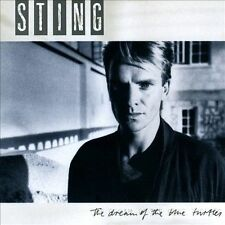 The Dream of the Blue Turtles by Sting (The Police) (CD, 1985, Universal/A&M)