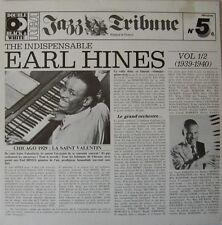 Earl Hines: The Indispensable Vol. 1/2   2LP RCA # PM 42412 Jazz Tribune