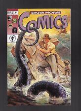 Dark Horse Comics #6 (Jan 1993, Dark Horse) Robocop Predator Indiana jones