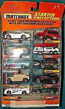 1997 MATCHBOX 10 PACK STARTER COLLECTION UNOPENED CONDITION