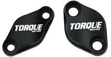 Torque Solution Air Pump Delete Plate Set for Subaru Impreza WRX STI Legacy NEW
