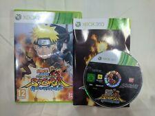 Naruto Shippuden: Ultimate Ninja Storm Generations (Microsoft Xbox 360) PAL