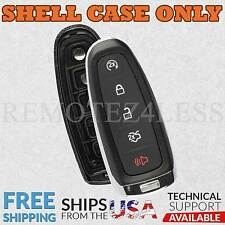 for Ford Edge Escape Flex Focus Keyless Remote Car Entry Key Fob Shell Pad Case