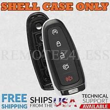 for Ford Edge Escape Flex Focus Keyless Remote Car Key Fob Shell Pad Case