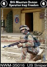 10th Mountain Division Operation Iraqi freedom US Sniper