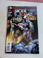 Dc Comic Book Suicide Squad And Omac # 25 N 321
