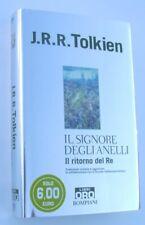 J.R.R. Tolkien - Il Signore degli Anelli Il Ritorno del Re - Bompiani