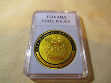 INDIANA STATE POLICE Challenge Coin