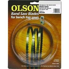 """Wood Band Band Saw Blade 62"""" x 3/8"""" x .014"""" x 4H"""