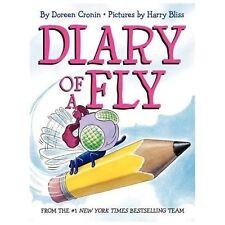 Diary of a Fly by Doreen Cronin (Hardcover,2013)  DJ w/new Brodart* English