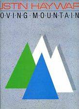 JUSTIN HAYWARD moving mountains 1985 EX LP UK + INNERSLEEVE
