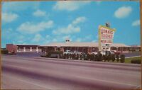 1976 Chrome PC: Howard Hughes Motel-Greenfield, Indiana
