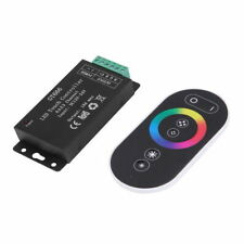 SUPER NIGHT Touch Controller DC12V-24V 18A RF Wireless LED Dimmer for RGB Strip