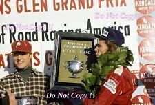 James Hunt McLaren M23 Winner USA Grand Prix 1976 Photograph