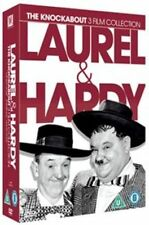 Laurel & Hardy The Knockabout 3 Film Collection DVD 1941