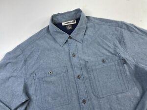 Outdoor Research Medium M Wayward Sentinel Long Sleeve Men's Shirt Insect Shield