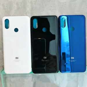 Battery Case Housing Glass Back Cover Door Replacement For Xiaomi 8 Mi 8