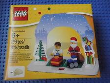 LEGO® Exklusiv 850939 6077620 Weihnachtsmann-Set *NEU & OVP* passt zu 40138