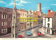 L078257 Somerset. Glastonbury. The Market Cross. John Hinde. E. Nagele. F. R. P.