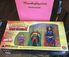 DC Marvel Legends BIG BARDA Mister Miracle & Oberon New Gods 3 pack MIB
