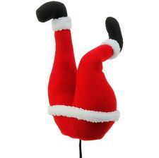 "RED WHITE 14"" SANTA BUTT 3616424 Raz Imports Christmas Tree Decor Mantle NEW"