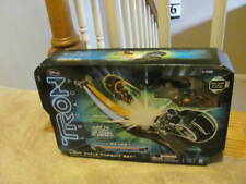 DISNEY Tron Legacy light cycle pursuit set BRAND NEW SEALED IN PACKAGE