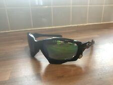 oakley racing jacket sunglasses With Spare Lenses