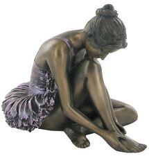 Preparing Ballerina Sculpture Ballet Gift Statue Figure Ornament O Tupton