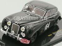 Jaguar MKV11 #164 Winner Rally Monte Carlo 1956  RAC237 IXO 1-43 scale Model