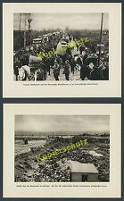 K.u.K. Südfront Isonzoschlacht Kaiserjäger Train Venetien Codroipo Brücke 1918