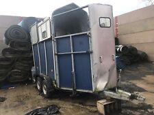 ifor williams horse trailer 510 Breaking For Spares